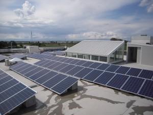 Impianti fotovoltaici industriali